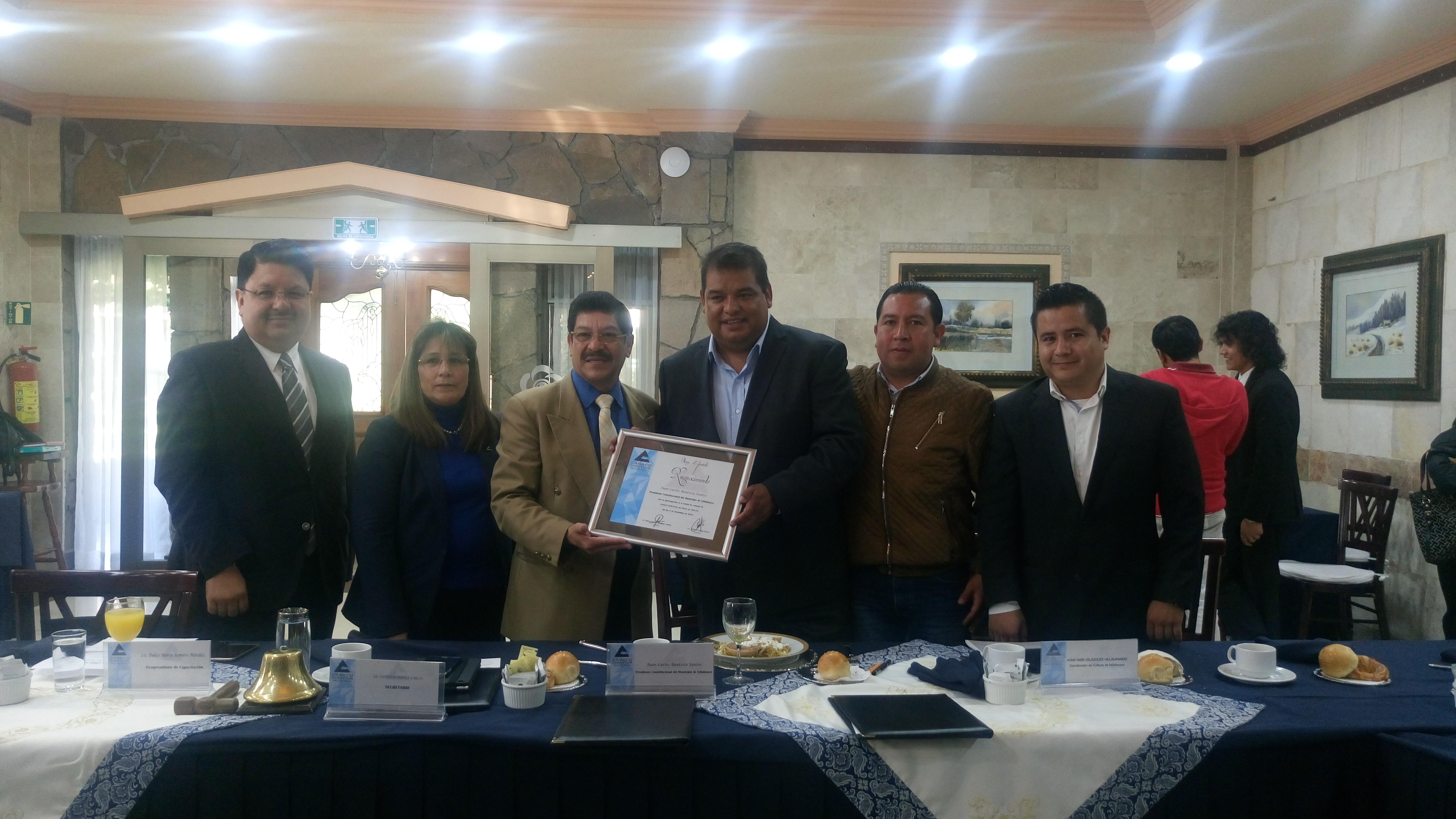 Juan Carlos Bautista Santos, Presidente Municipal de Ixtlahuaca